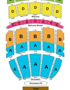 Will rogers auditorium end stage zone also tickets in fort worth texas seating charts rh ticketseating