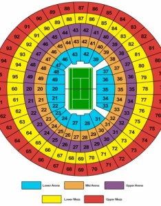 Davis cup seating map frank erwin center also tickets and charts rh ticketsupply