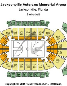 Basketball seating map jacksonville veterans memorial arena also tickets and rh ticketsupply