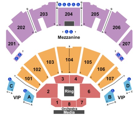 Revel Ovation Hall Tickets and Revel Ovation Hall Seating Charts - 2019 Revel Ovation Hall Tickets in Atlantic City. NJ!