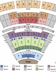 Verizon theatre at grand prairie also tickets and rh ticketsupply