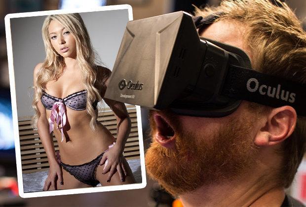 Virtualna realnost u porno industriji