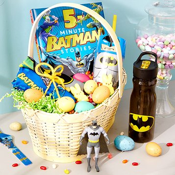 Holy Awesome Easter Basket, Batman!