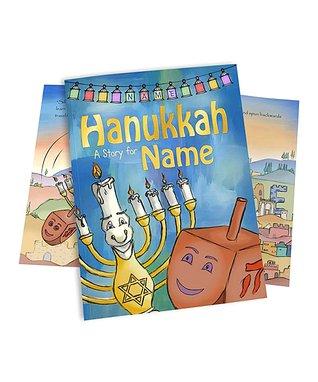 My Personalized Hanukkah Paperback