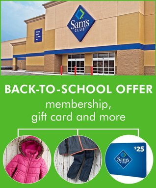 Sam's Club® Best Membership With Back-to-School Clothing