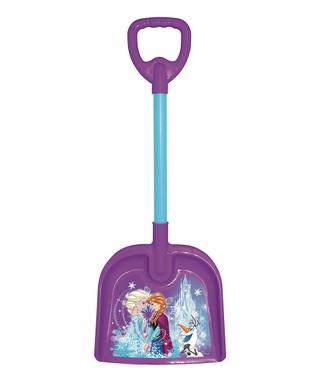 Frozen Snow Shovel