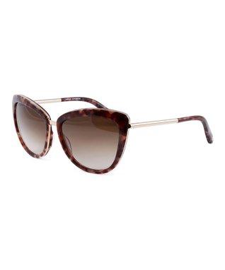Blush Tortoiseshell & Brown Kandi Sunglasses