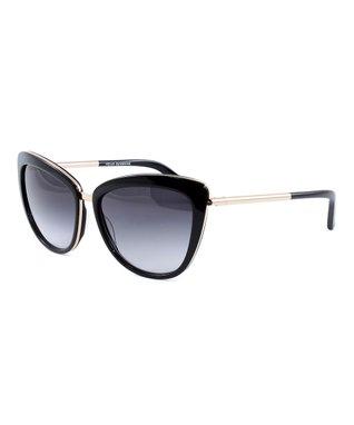 Black & Gray Kandi Sunglasses