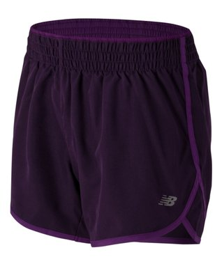 Purple Accelerate Shorts