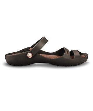 Espresso & Bronze Cleo II Sandal - Women