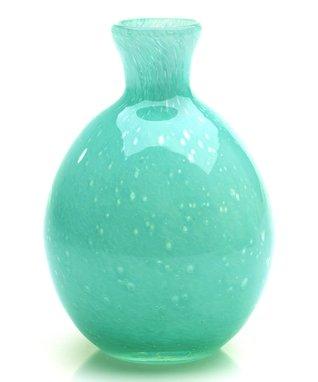 Turquoise Rosa 6'' Vase