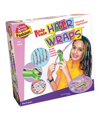 Hair Flair Hair Wraps Kit