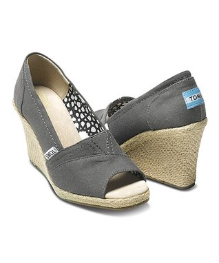 Ash Canvas Madras Wedge