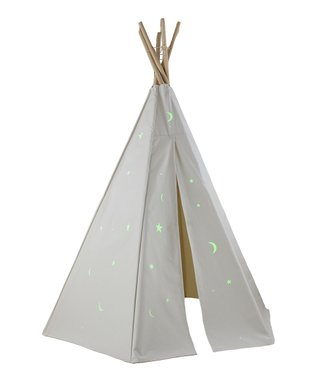 Glow-in-the-Dark Teepee