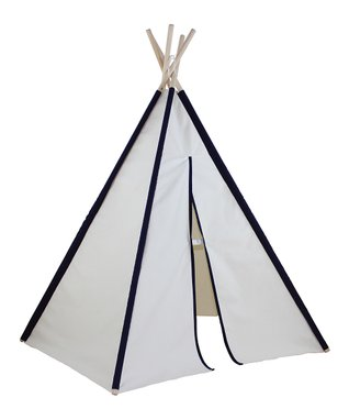 Blue Pocket Five-Panel Tepee