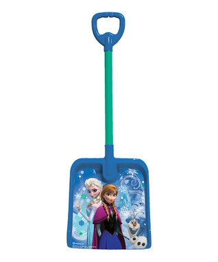 Frozen Snow Shovel