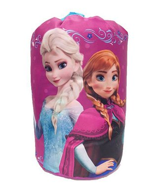 Frozen Indoor Sleeping Bag