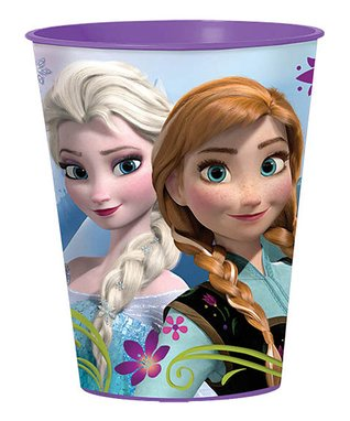 Anna & Elsa Favor Cup - Set of Four