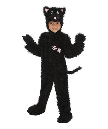 Black Cat Dress-Up Set - Toddler