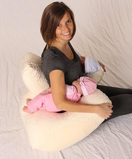 Cojines de lactancia materna para amamantar gemelos