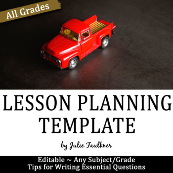 A Guide to Writing Essential Questions +Common Core Planni