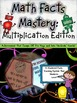 Math Facts Mastery: Multiplication Edition Dodecahedron Kit