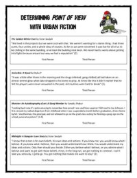 4th Grade  Point Of View Worksheets 4th Grade - Printable ...