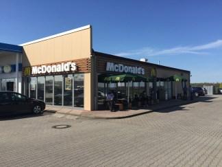Mcdonalds Grimma Freisitz