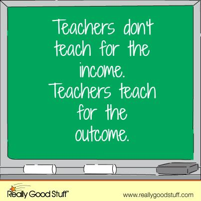 teacher outcomes