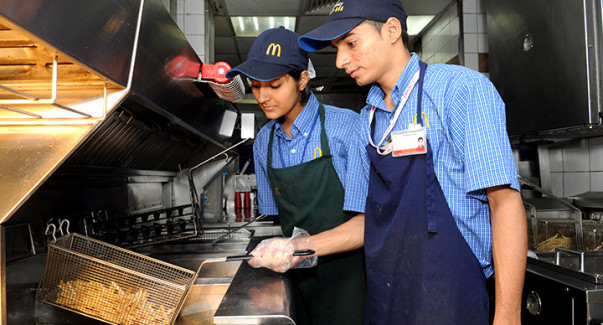 McDonalds India  McDonalds Blog  Good Food Fast