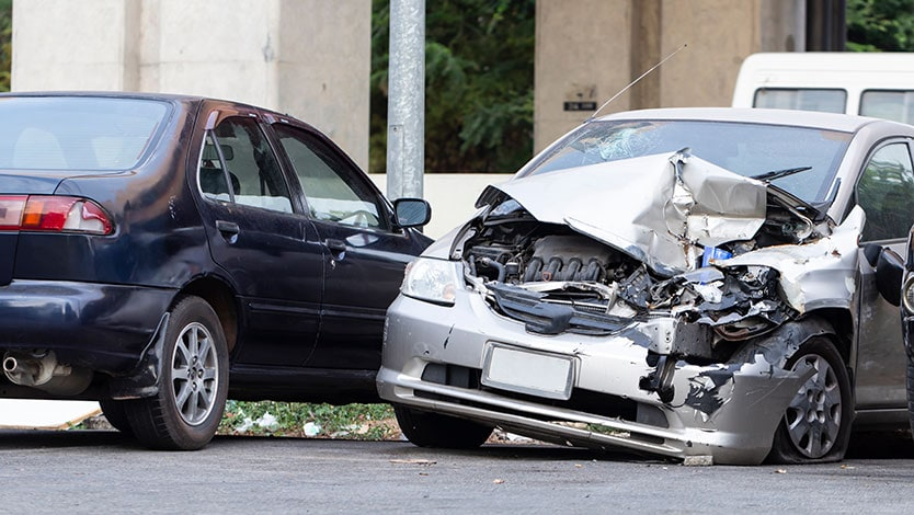 Comparative Negligence in a Car Accident   Houston Auto Accident Lawyer