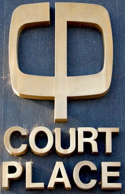 Court Place logo