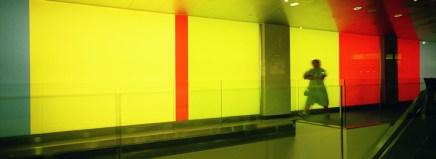 Michael Grecco_Urban Landscapes_Yellow Wall