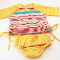 Maiu: maiô para bebê que dispensa fraldas