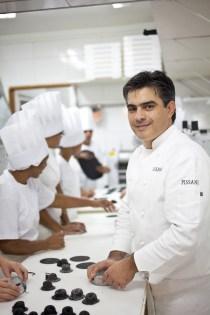 Chef Carlos Pissani