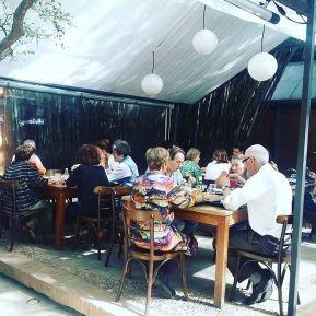 Bazar da Cidade - Hora do almoço!