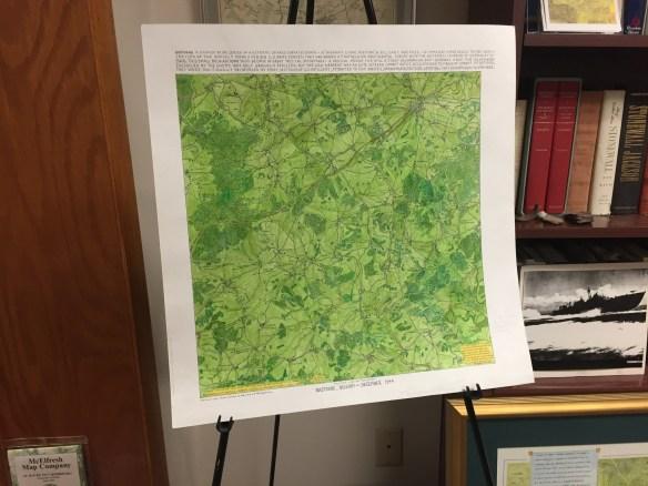 Bastogne Map