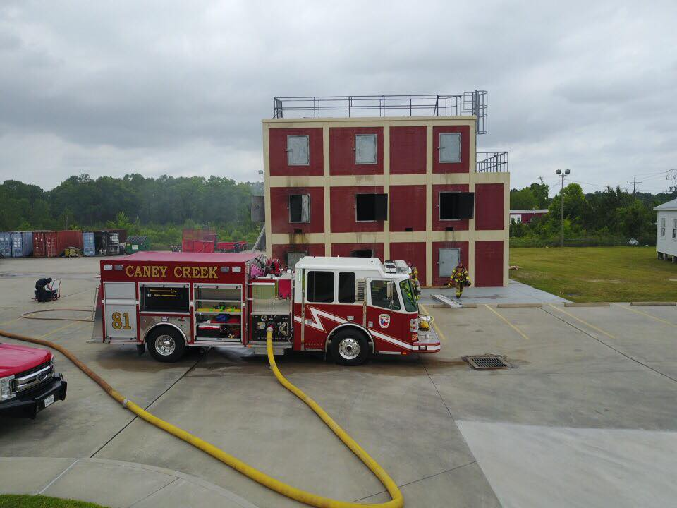 mcesd9 burn building