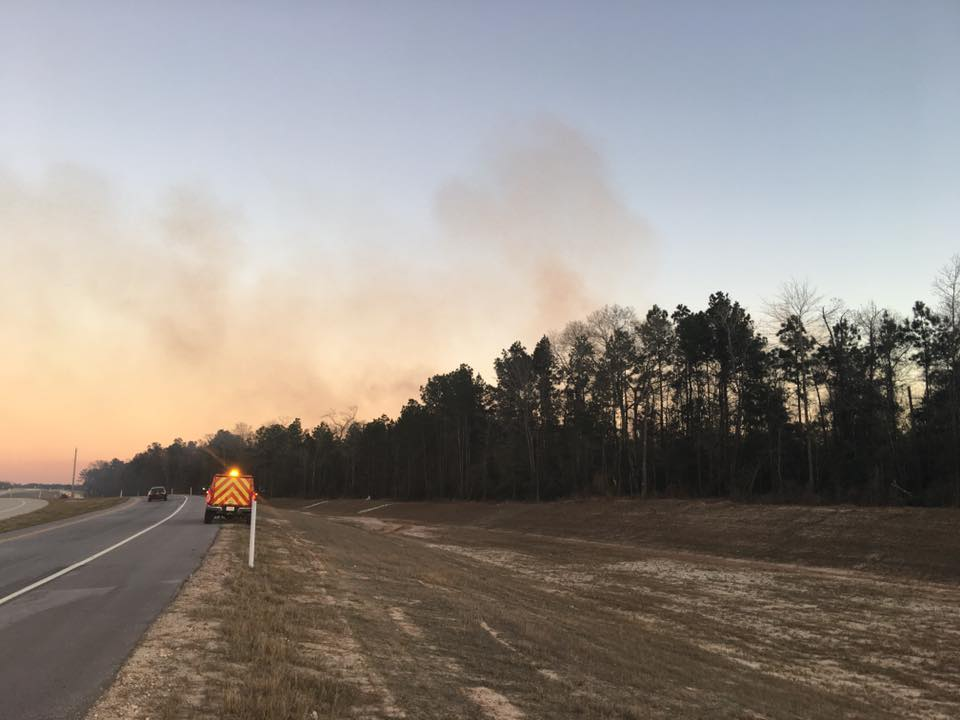 mcesd9 grass fire