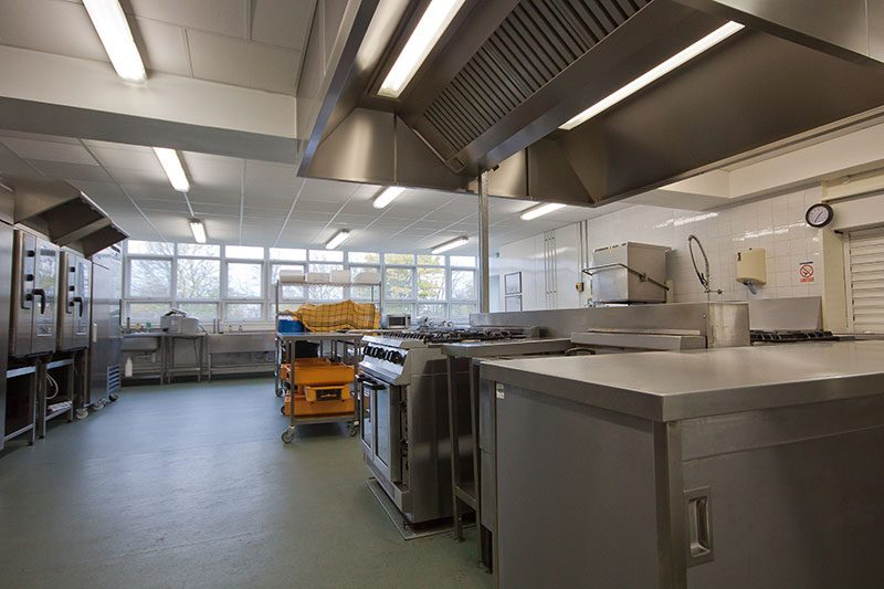 Greensted Junior School  Kitchen Extension  Munday and