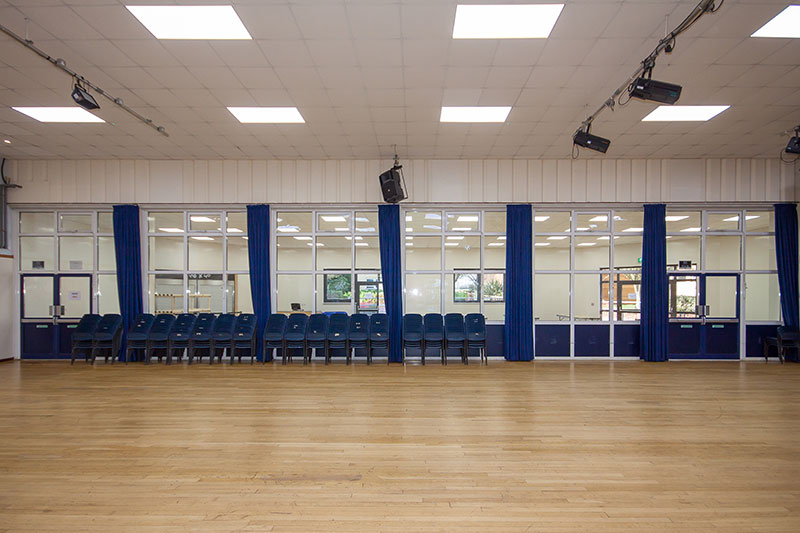 Chelmer Valley High School  Dining Hall Extension
