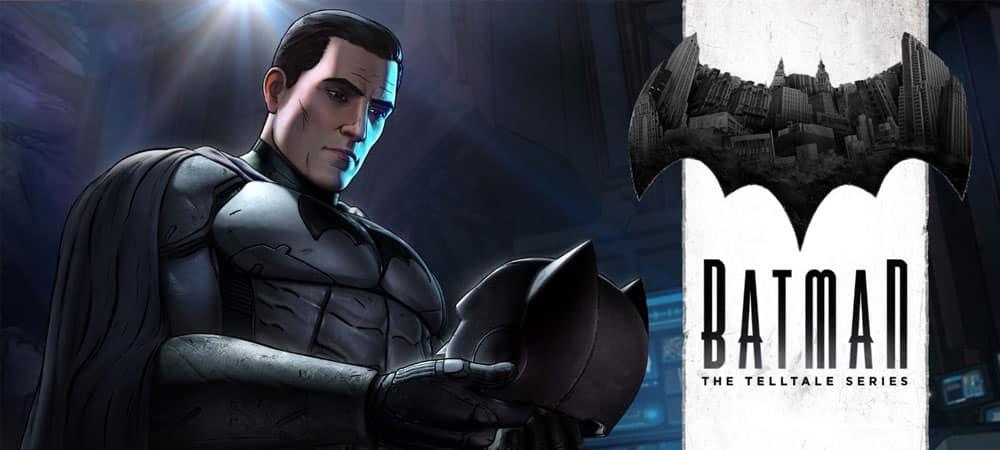 Batman The Telltale Series: l'épisode 2,