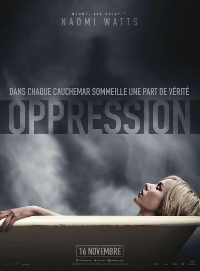 """Résultat de recherche d'images pour """"oppression film affiche"""""""