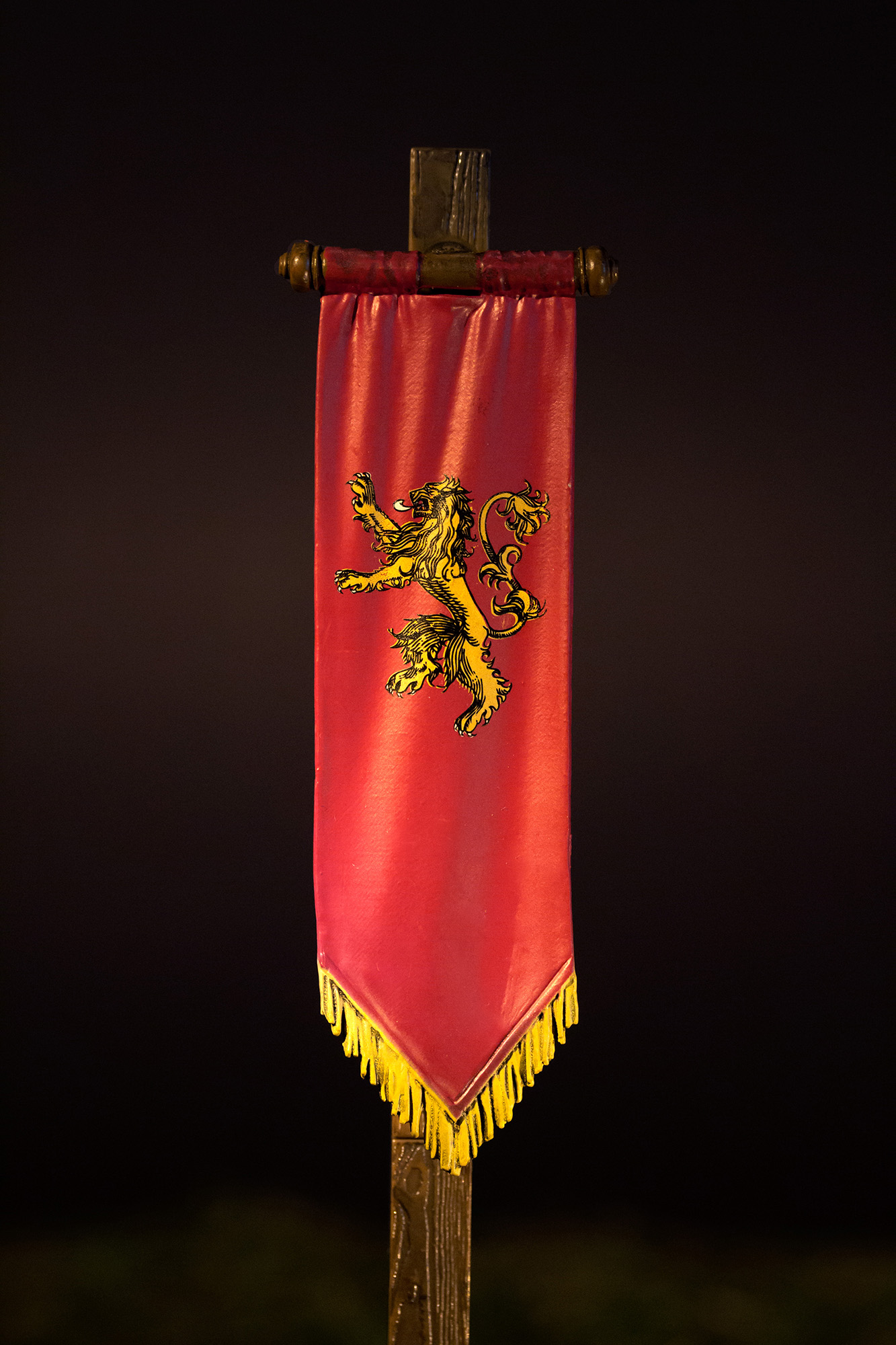 Lannister Banner Pack Construction Set