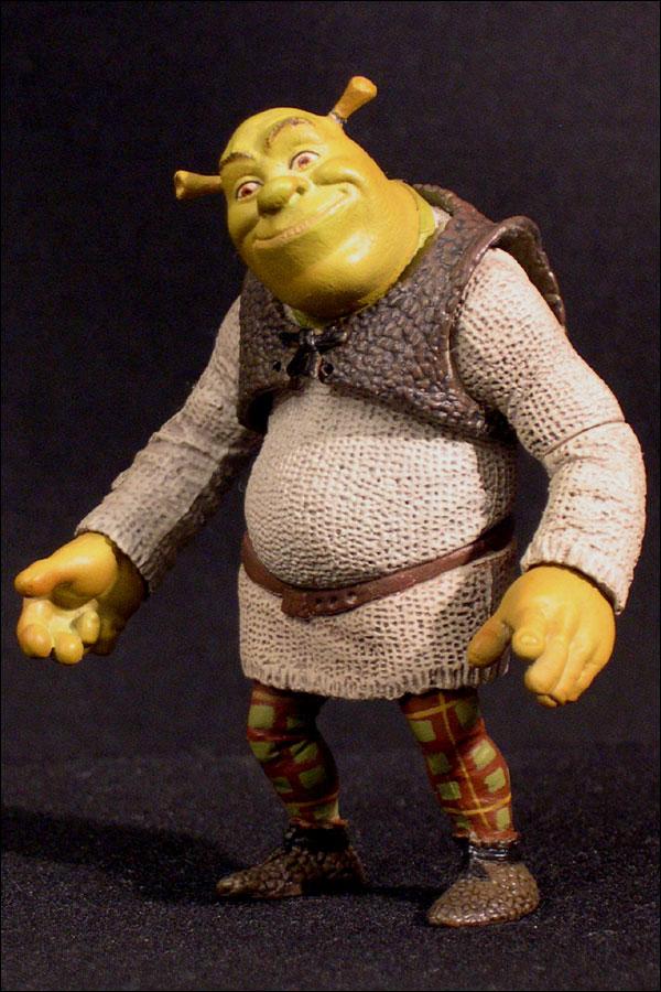 Toy Fair 2001 3Inch Shrek