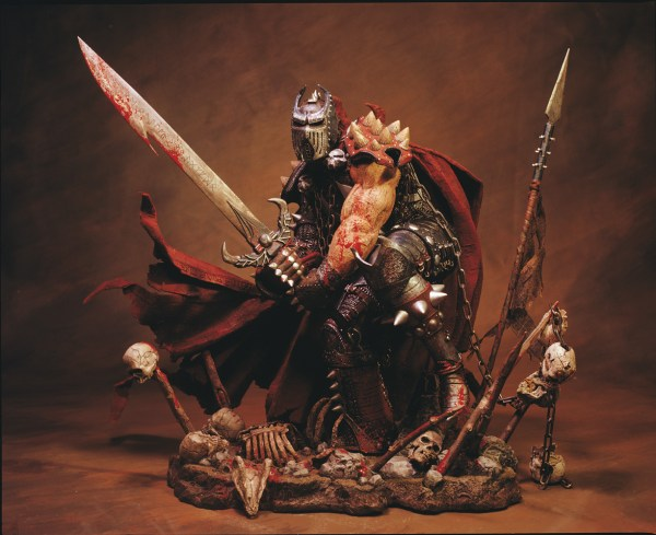 Medieval Spawn Action Figures