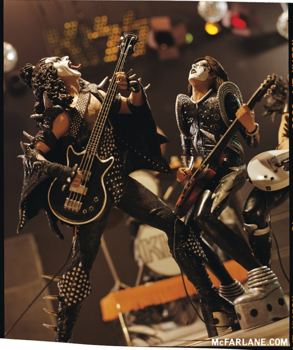 #throwbackthursday Kiss Action Figures