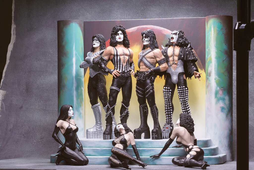 Kiss Love Gun Deluxe Boxed Set