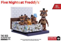 THE BED WITH NIGHTMARE FREDDY