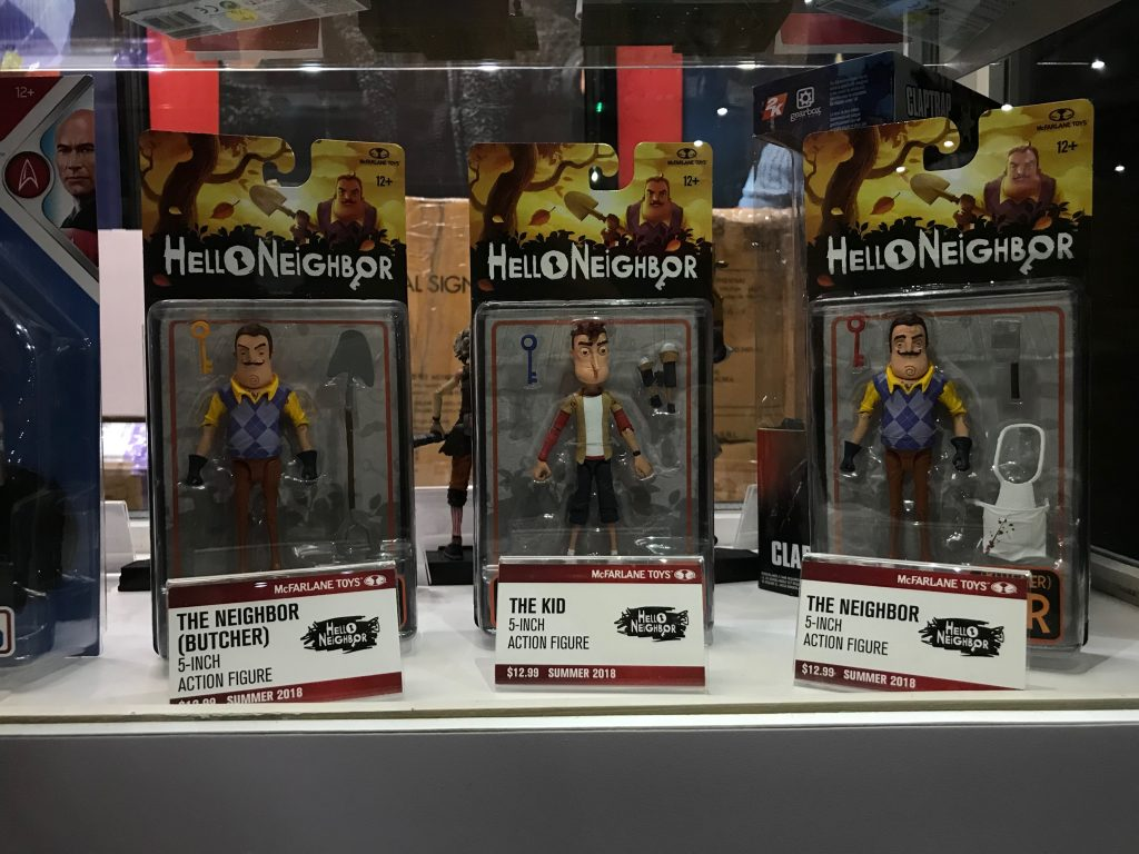 LIVE From SDCC2018 New Prototypes On Display At San Diego Comic Con